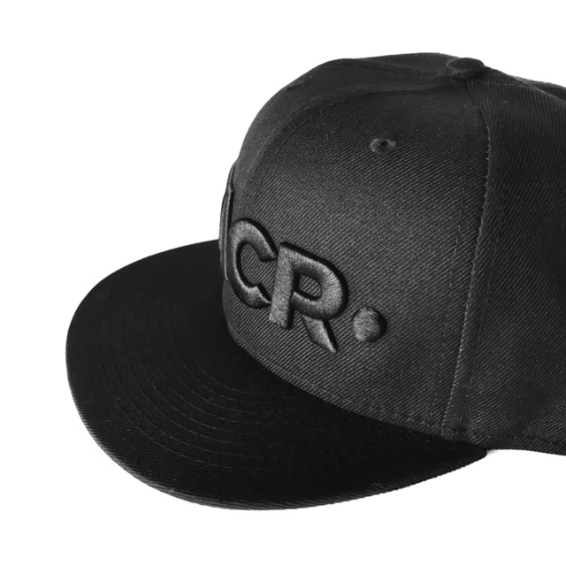 RACR cap with black RACR logo