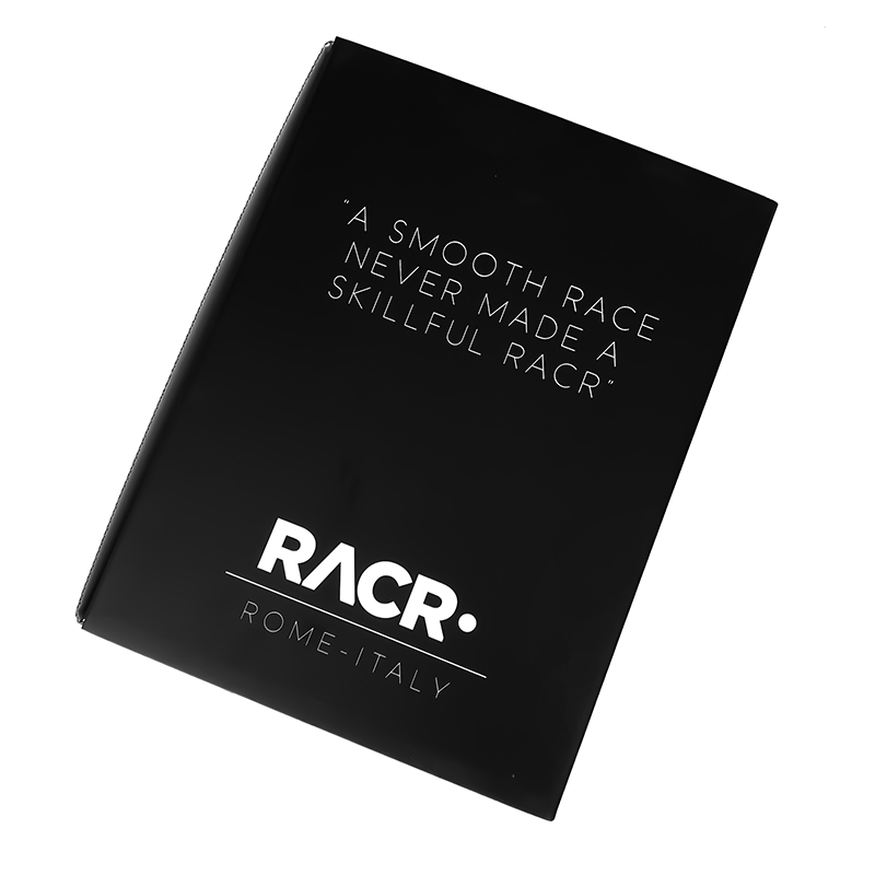 RACR box for sweaters